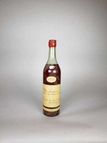 1 bouteille de BAS ARMAGNAC DOMAINE DE ST...