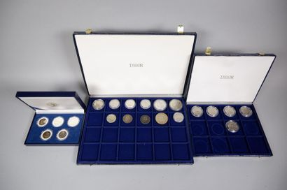 Classeur History of the united states silver...