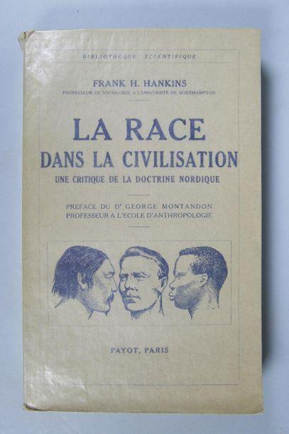 Frank H. HANKINS, La race dans la civilisation....