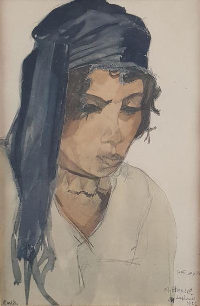 Maurice Henri HENSEL (1890-?)