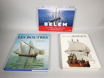 """Björn LANDSTRÖM, Bateaux, Panorama de l'histoire des """"bateaux"""" : du radeau primitif..."""