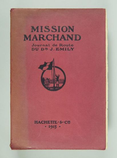Mission Marchand, Journal de route du Dr...