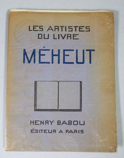 Les artistes du Livre : Mathurin Méheut Henry...