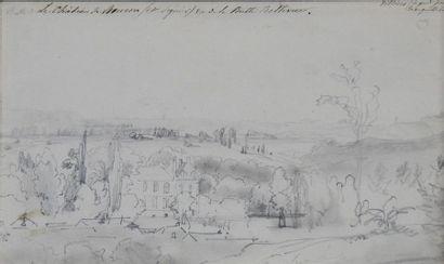 Jean Baptiste Camille COROT (1796-1875) Vue...