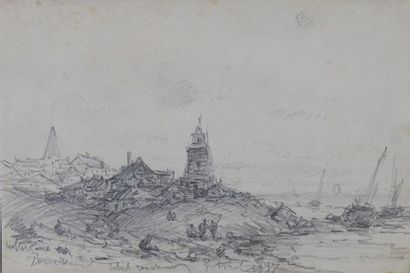 Johan-Barthold JONGKIND (1819-1891) Balise...