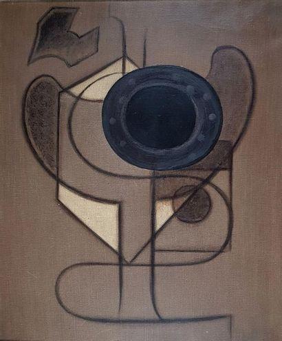 Jean PIAUBERT (1900-2002) Cnossos, 1955....