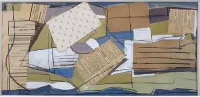 Pierre PEN-KOAT (né en1945) Composition....