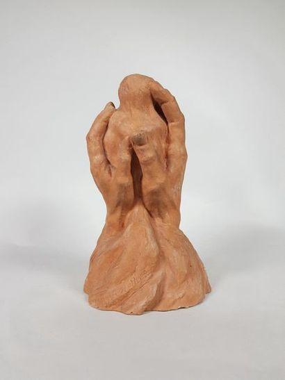 Malvina Cornell HOFFMAN (1887-1966) Mains,...