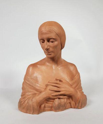 Malvina Cornell HOFFMAN (1887-1966)