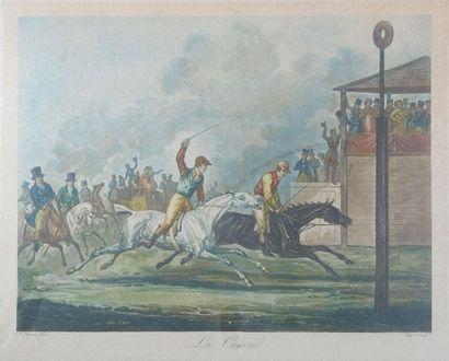 JAZET d'après Carle VERNET (1758-1836) Le...