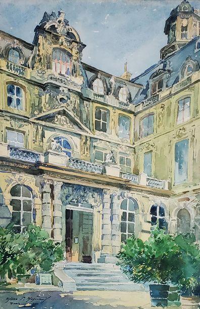 Marc Pierre MEGEVAND (1879 - ?). Vues d'...