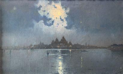Marie Joseph Léon CLAVEL dit IWILL (1850-1923)...