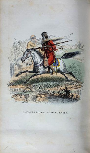 M. Léon GALIBERT, Histoire de l'Algérie ancienne...
