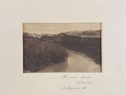 M. MARINSKY (XIX - XXe siècle) La rivière...