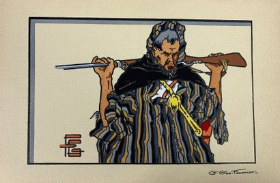 Georges GÉO-FOURRIER (1898-1966)_x000D_  Ensemble...