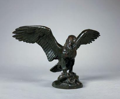 Antoine Louis BARYE (1796-1875)_x000D_  Aigle...