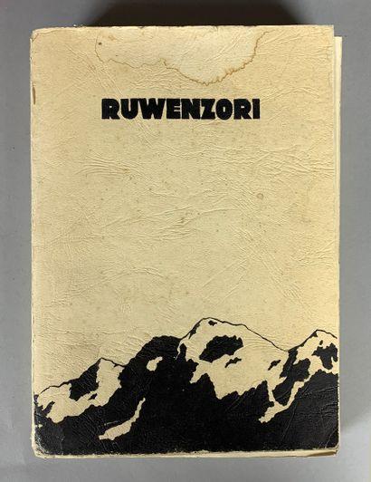 RUWENZORI. Vers les glaciers de l'équateur....