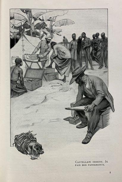 Colonel BARATIER, Au Congo, Souvenirs de...