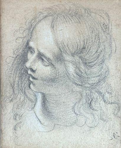Ecole flamande vers 1700  Recto : Etude de...