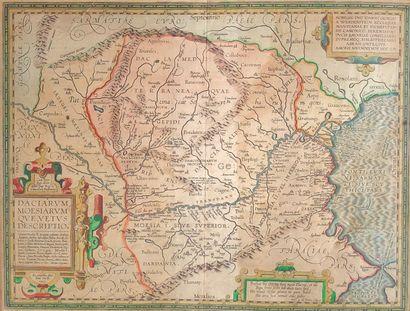 Abraham ORTELIUS (1527-1598) (d'après)