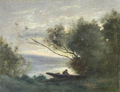 Paul Désiré TROUILLEBERT (1829-1900) (Entourage...