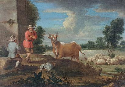 Ecole flamande du XVIIIe siècle (suiveur...