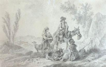 Jean Baptiste PILLEMENT (1728-1808) (dans...