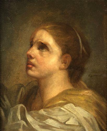 Jean-Baptiste GREUZE (1725-1805) (Dans le...