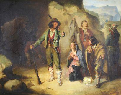 Léopold ROBERT (1794-1835) (Entourage de)...