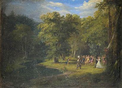 Charles Louis Fr. QUINART (1788-1848/51)...
