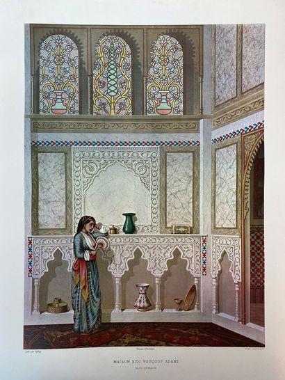 Prisse d'AVENNES, L'art arabe, réédité par...