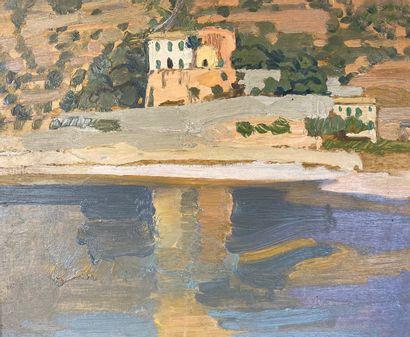 Marius de BUZON (1879-1959)  La Kabylie....