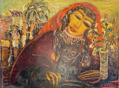 Irmgard Micaela BURCHARD (1908-1964)