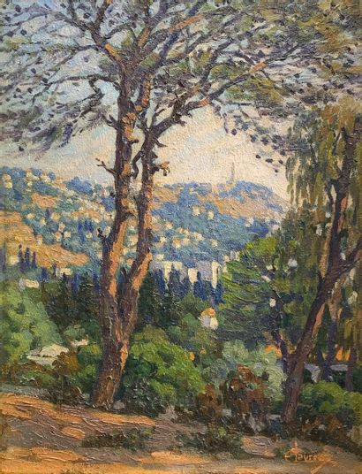 Camille Adolphe LAURENS (1870-1934)  Fort...