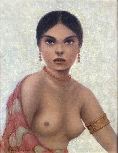 Guillaume VAN STRYDONCK (1861-1937)  Portrait...