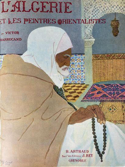 Victor BARRUCAND, L'Algérie et les peintres...