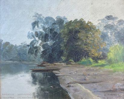 Louis MOREELS (1858-1930)