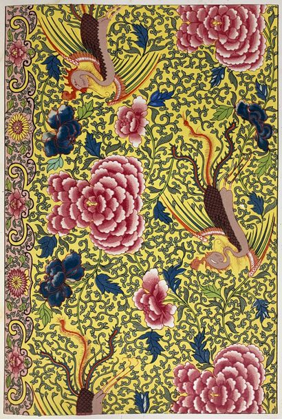 Examples of chinese ornament selected from...