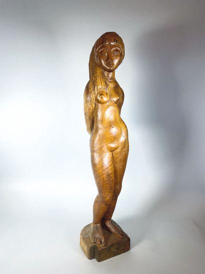 GALLIARD (XXe siècle)  La Tahitienne, 1936....