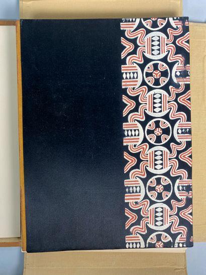 Alexander IACOVLEFF, Dessins et peintures d'Afrique exécutés en cours d'expédition...