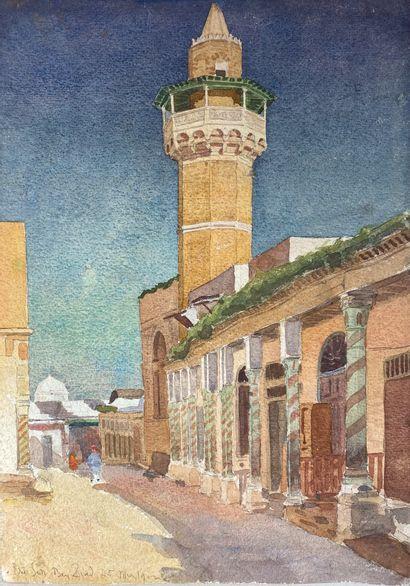 Ecole orientaliste  -