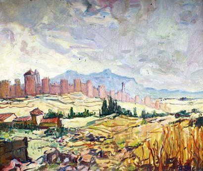 Albert BECUS (XXe siècle)