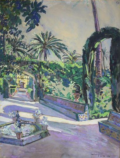 Pierre MATOSSY (1891 - 1969)