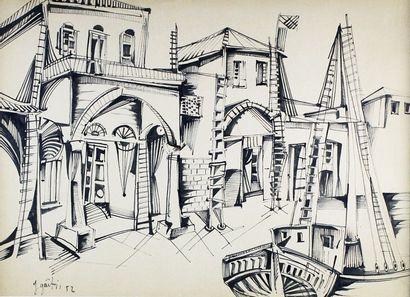 Yannis GAITIS (1923-1984)