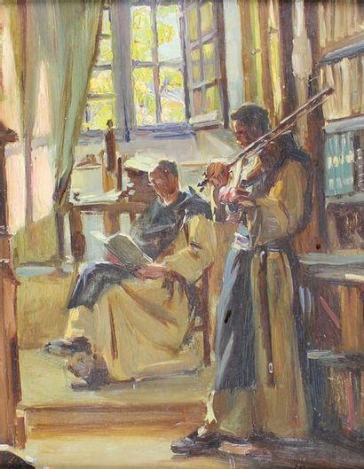 Louis Agricol MONTAGNE (1879 - 1960)