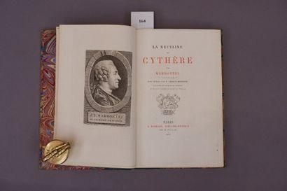 MARMONTEL LA NEUVAINE DE CYTHERE, AVEC NOTICE...