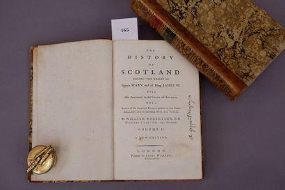 ROBERTSON William THE HISTORY OF SCOTLAND...