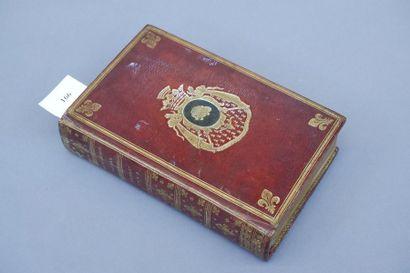 ALMANACH ROYAL. Paris, Le Breton, 1778 ;...