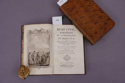 DEMEUNIER. Etat civil, politique et commerçant...