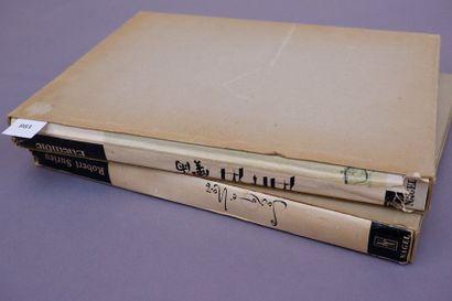 Ensemble de livres modernes dont un sur les...